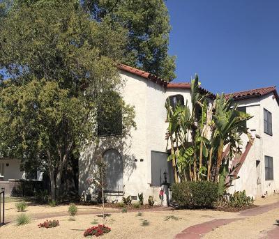 Fresno Multi Family Home For Sale: 1220 N Van Ness Avenue