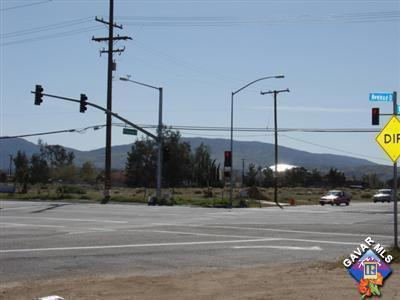 Palmdale Residential Lots & Land For Sale: W 10th St And Avenue