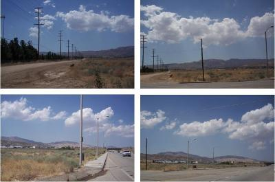 Palmdale Residential Lots & Land For Sale: Cor Avenue P8 Division Street