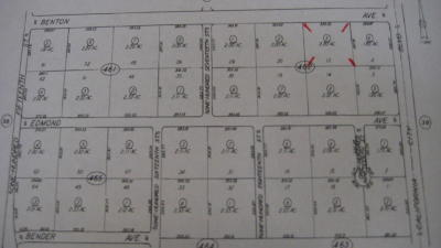 Residential Lots & Land For Sale: Vac Cal City Blvd/Benton Ave.