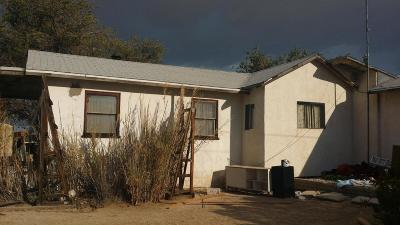 Palmdale Single Family Home Active Under Contract: 39601 E 220th Street