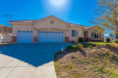 Acton Single Family Home For Sale: 34542 Katrina