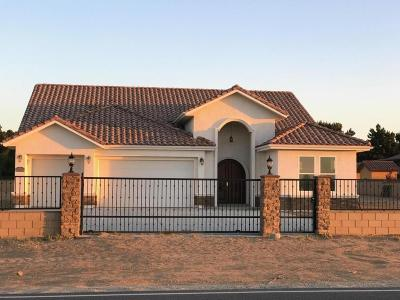 Palmdale Single Family Home For Sale: 1532 W Ave N
