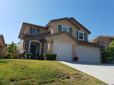 Santa Clarita Single Family Home For Sale: 28913 Canyon Oak Place