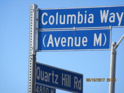 Quartz Hill Residential Lots & Land For Sale: W Cor Avenue M Pav 40th Stw