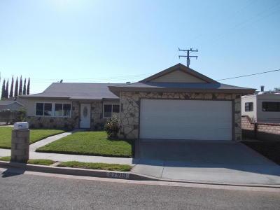 Santa Clarita Single Family Home For Sale: 27913 Rigel Drive