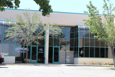 Lancaster Commercial For Sale: 42033 W 6th Street