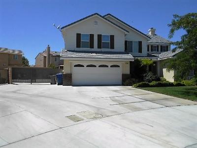 Lancaster Single Family Home For Sale: 4787 W Ave J7