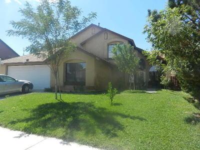 Lancaster, Palmdale, Quartz Hill Single Family Home For Sale: 206 Mountainside Drive