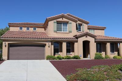 Lancaster Single Family Home For Sale: 42437 W 71st Street