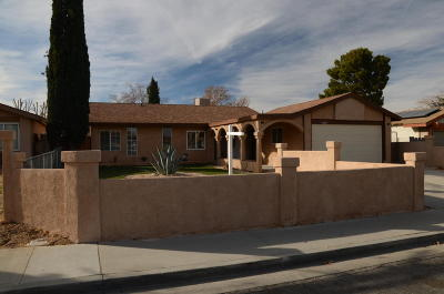 Lancaster Single Family Home For Sale: 42837 Alep Street