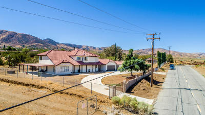 Palmdale Single Family Home For Sale: 322 W Avenue S4