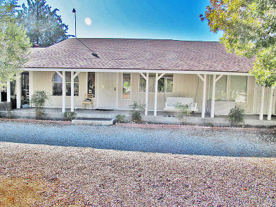 Lake Hughes Single Family Home For Sale: 47401 3 Points Road