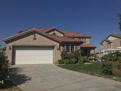 Palmdale Single Family Home For Sale: 6913 Miramar Lane