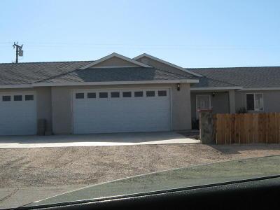 California City Single Family Home For Sale: 21750 Everette Dr.