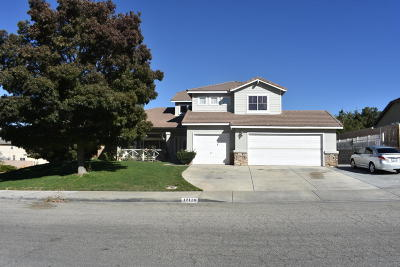Lancaster Single Family Home For Sale: 42116 W Pleasant View Drive