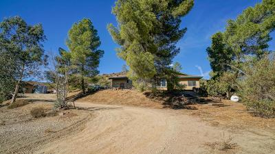 Acton Single Family Home For Sale: 5803 Hubbard Road