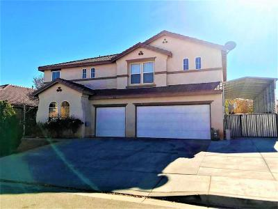 Palmdale Single Family Home For Sale: 3602 Fairgreen Lane