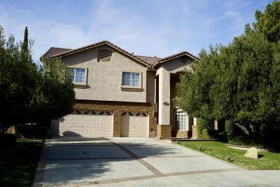Palmdale Single Family Home For Sale: 41950 Sedona Court