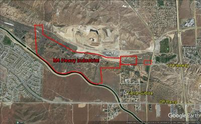 Palmdale Residential Lots & Land For Sale: Tierra Subida Ave