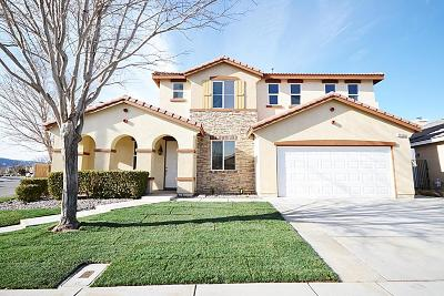 Palmdale Single Family Home For Sale: 3633 Tournament Drive