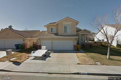 Palmdale Single Family Home For Sale: 39927 Guita Court