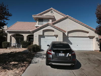 Palmdale Single Family Home For Sale: 2891 Chuckwagon Road
