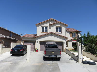 Lancaster Single Family Home For Sale: 44310 Apache Plume Street