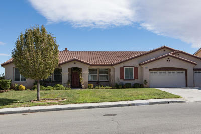 Palmdale CA Single Family Home For Sale: $525,000