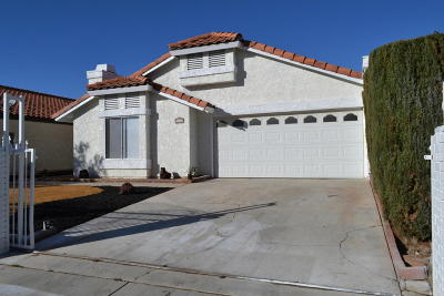 Palmdale Single Family Home For Sale: 3611 Acorde Avenue