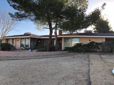 Llano Single Family Home For Sale: 31848 Crystalaire Drive