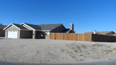 California City Single Family Home For Sale: 10733 N Garibaldi Drive