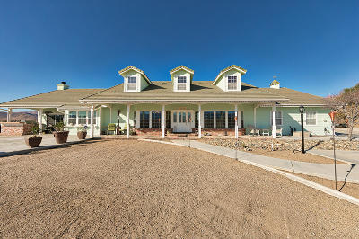 Acton Single Family Home For Sale: 33750 Desert Road