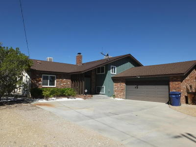 Pearblossom Single Family Home For Sale: 12116 E Avenue X15