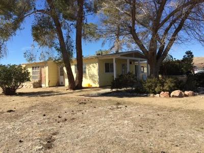 Rosamond Single Family Home For Sale: 5465 W 62nd Street