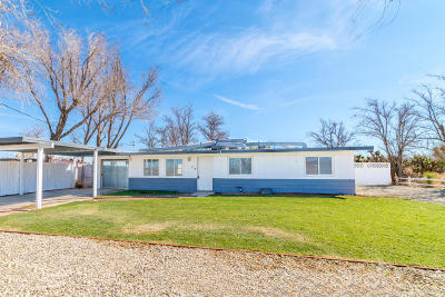 Quartz Hill Single Family Home For Sale: 43538 W 52nd Street