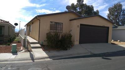 Rosamond Single Family Home For Sale: 2308 Panorama Lane