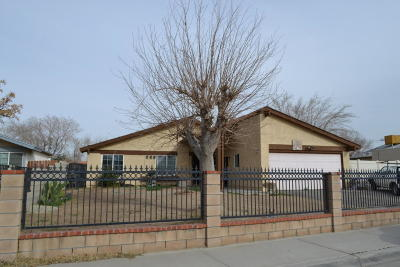 Lancaster Single Family Home For Sale: 42810 Yew Street