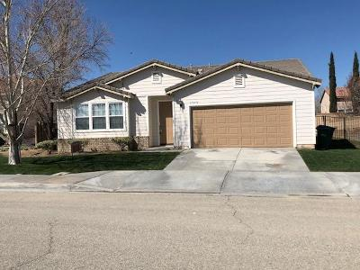 Lancaster Single Family Home For Sale: 44047 W 37th Street