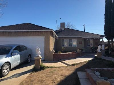 Palmdale Single Family Home For Sale: 38720 Puerta Avenue