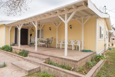 Lancaster Single Family Home For Sale: 5032 W West Ave K14