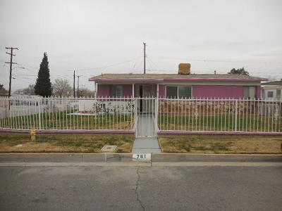 Lancaster Single Family Home For Sale: 761 W Avenue H13