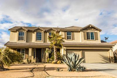 Quartz Hill CA Single Family Home For Sale: $584,900