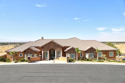 Lancaster Single Family Home For Sale: 3721 Camino Vista