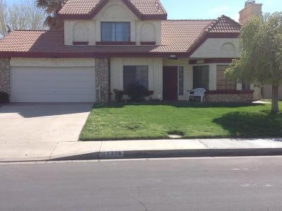 Quartz Hill Single Family Home For Sale: 42428 52nd Street