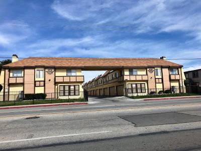 Palmdale Condo/Townhouse For Sale: 38710 10th Street #Apt 14