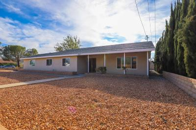 Lancaster Single Family Home For Sale: 43111 W 50th Street