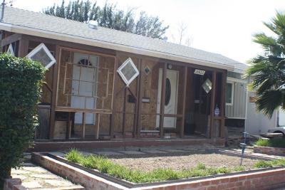 Reseda Single Family Home For Sale: 18622 Saticoy Street