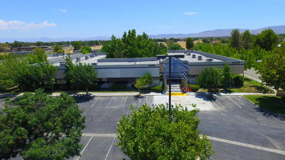 Lancaster Commercial For Sale: 44300 Lowtree Avenue