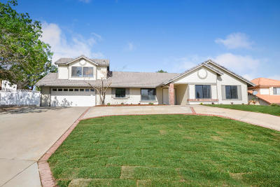 Palmdale Single Family Home For Sale: 36027 43rd Street
